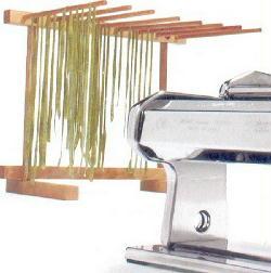Foto de un secador de tallarines