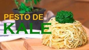 Pesto de col kale